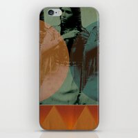little feather iPhone & iPod Skin