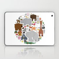 The Animal Kingdom Laptop & iPad Skin