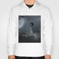 There's A Moon Out Tonig… Hoody