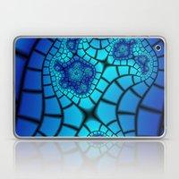 Beveled Blues Laptop & iPad Skin