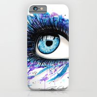 Open Your Eyes iPhone 6 Slim Case