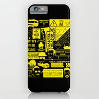 iPhone & iPod Case featuring Breaking Bad world by BomDesignz
