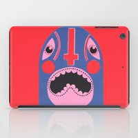 The Mad Lucha iPad Case