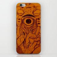 XARAXIN- Cosmic Terror iPhone & iPod Skin
