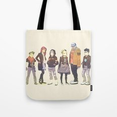 Teen Titans Streetwear Tote Bag