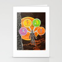 The Universal Four Habit… Stationery Cards