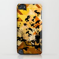 Brushes Art  iPod touch Slim Case