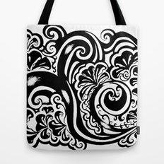 Abstract Tote Bag