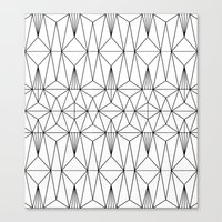 My Favorite Pattern 1 Canvas Print