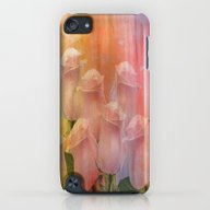 iPhone & iPod Case featuring Delicate Painterly Rose … by Judy Palkimas