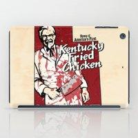 KFC (Utah) iPad Case