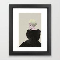 MONROE II Framed Art Print