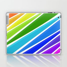 Raining Rainbows Laptop & iPad Skin