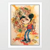 Art Print featuring ... by Annika-art