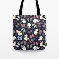 winter fun Tote Bag