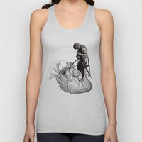 Lost and Found Unisex Tank Top