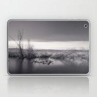 Mammoth Lagoon. Monochro… Laptop & iPad Skin
