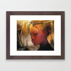 Haitian Beauty  / Haiti Framed Art Print