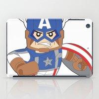Lego Captain iPad Case