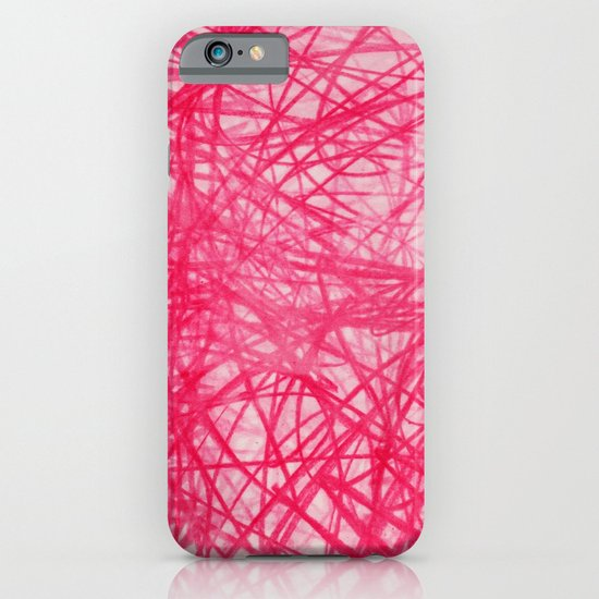 Ophelia Pink iPhone & iPod Case