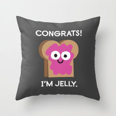 Berry Impressive Throw Pillow