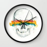 The Anonymity of Existence Wall Clock