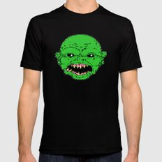16 bit ghoulie SMALL Black Mens Fitted Tee