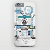 Ten Golden Rules iPhone 6 Slim Case