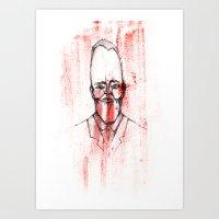 Maf #1 Art Print