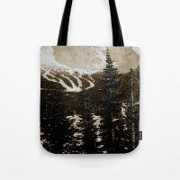 whistler, BC Tote Bag