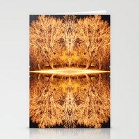 Quad Tree #5 Stationery Cards
