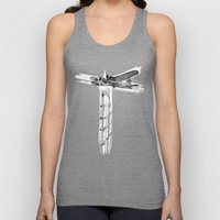 Bombs Away! Unisex Tank Top