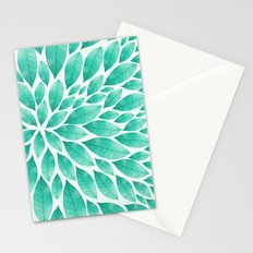 Petal Burst #12 Stationery Cards
