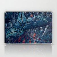 Kvothe's Legend Laptop & iPad Skin