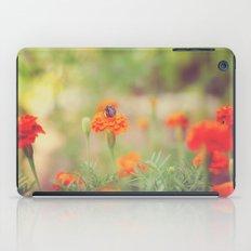 Summer Bee iPad Case