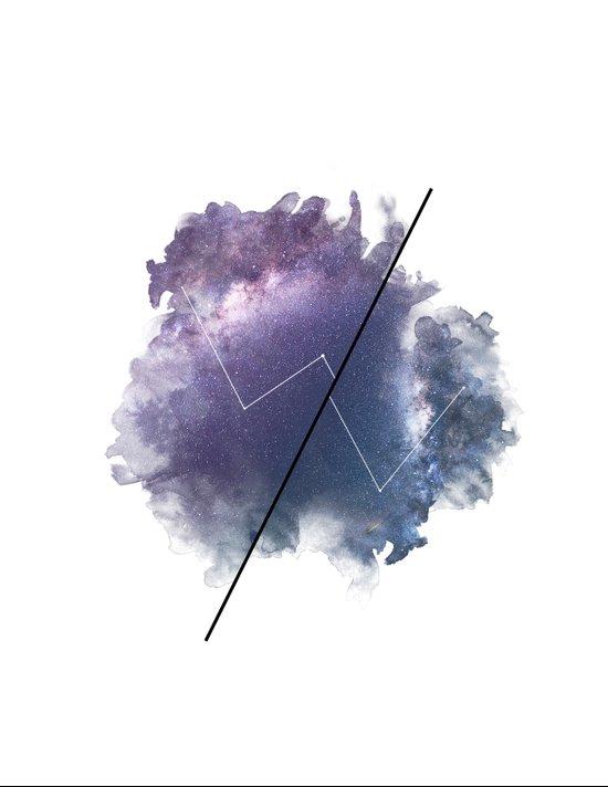Cosmic Jargon Art Print
