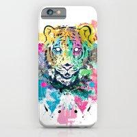 Tiger Splash iPhone 6 Slim Case