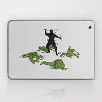 The Real Ninja Part 1 Laptop & iPad Skin