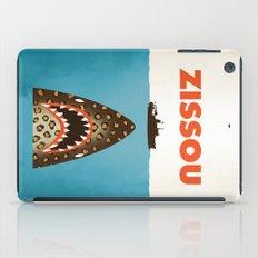 Zissou iPad Case