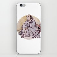 On A Journey iPhone & iPod Skin