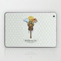 WE GOVERN WE // lionsandtigersandbears Laptop & iPad Skin