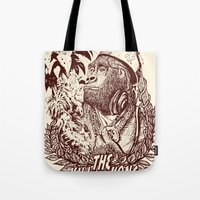KILL THE KONG Tote Bag