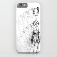 GrungeGirl. iPhone 6 Slim Case