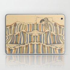 Ocean of love Laptop & iPad Skin