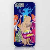 iPhone & iPod Case featuring Space Jam by Morbid Illusion