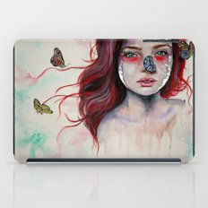 Where There Are Butterflies  iPad Case