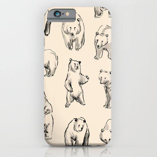 Bears iPhone & iPod Case