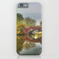 Fall at Central Park 2 iPhone 6 Slim Case