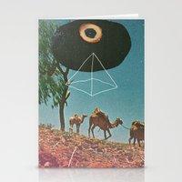 Desert Guide Stationery Cards