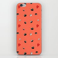 Sushi Saturday iPhone & iPod Skin